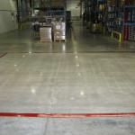 concrete polishing (after)