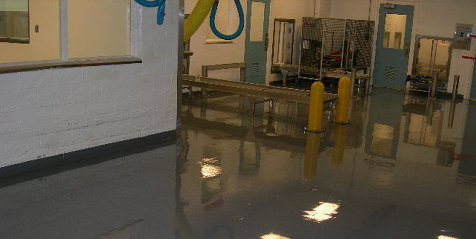 Epoxy Surry Resurfacing System