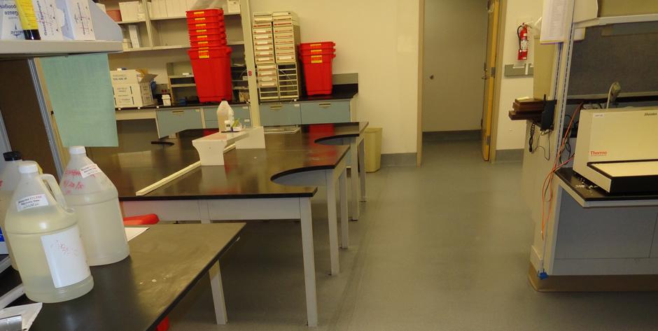Non-Slip Epoxy Floor System